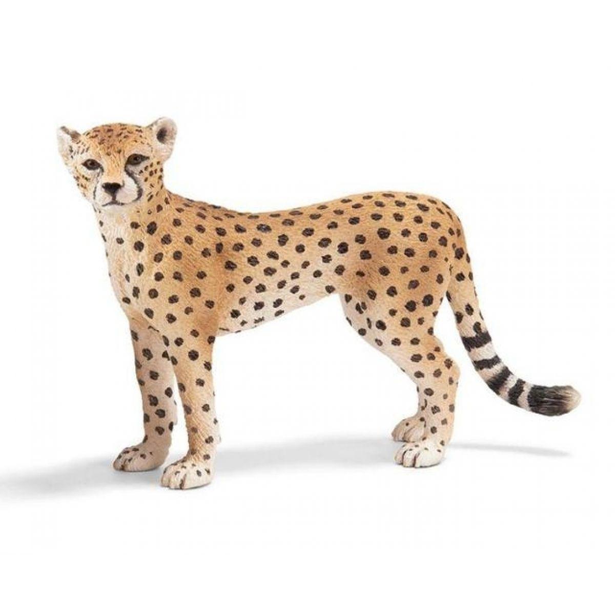 Schleich 14614 Gepard samice