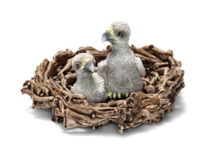 Schleich 14635 Orlí mláďata v hnízdě