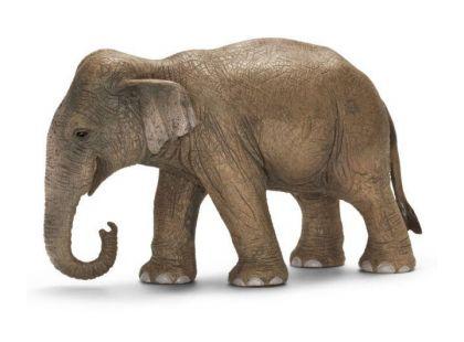 Schleich 14654 Slon Asijský samice