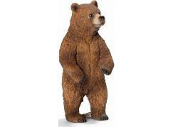 Schleich 14686 Samice medvěda Grizzly