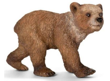Schleich 14687 Medvídě Grizzly
