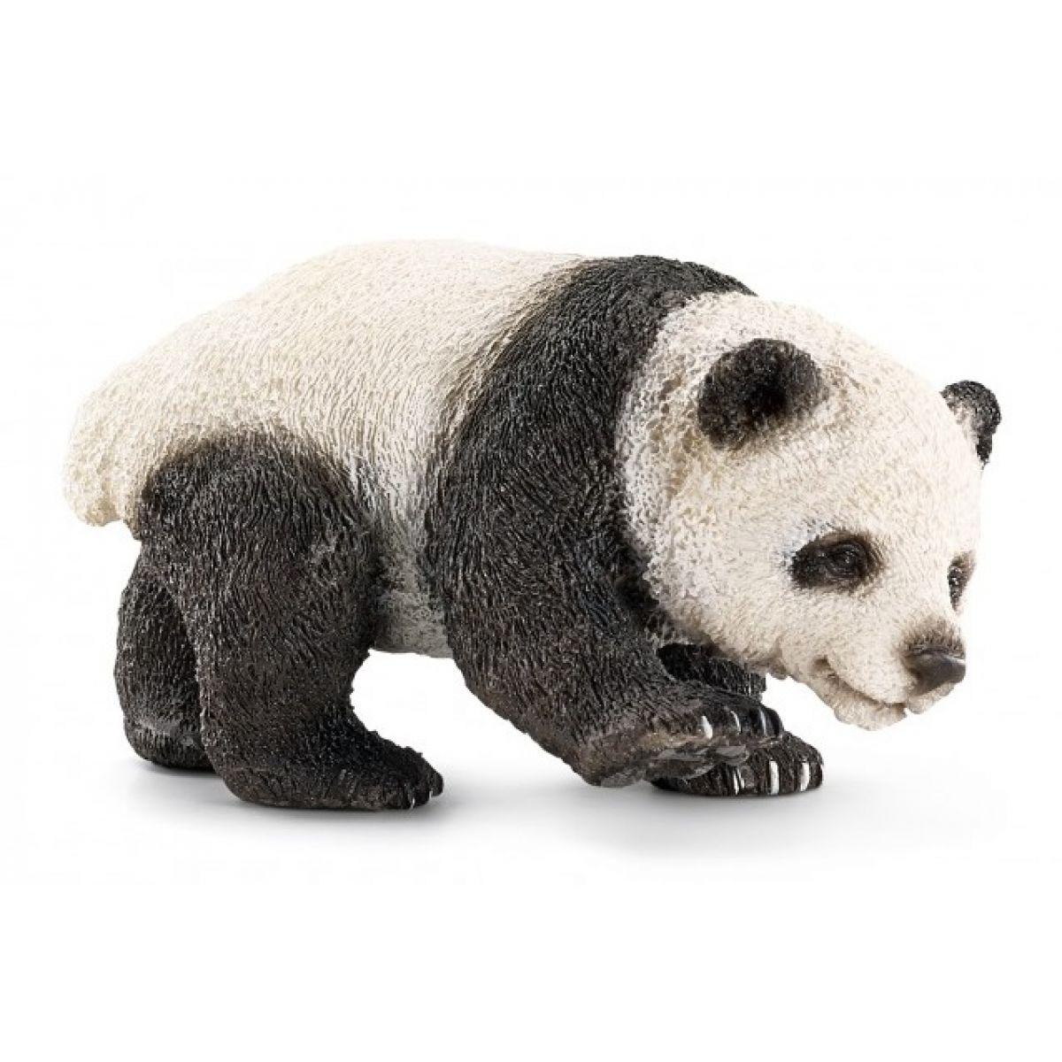 Schleich 14707 Panda velká mládě