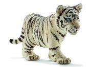 Schleich 14732 Mládě tygra bílého