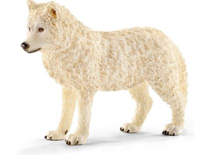 Schleich 14742 Arktický vlk