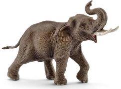 Schleich 14754 Asijský slon samec