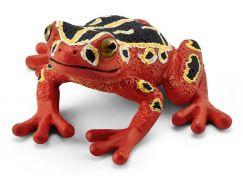 Schleich 14760 Žába africká červená