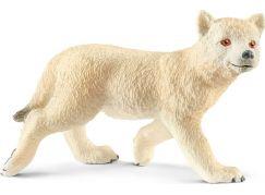Schleich 14804 arktické vlčí mládě