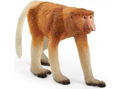 Schleich 14846 Zvířátko opice Kahau nosatá