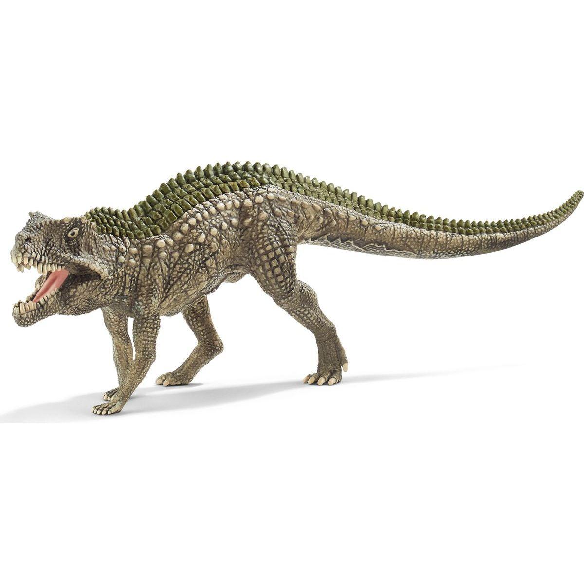 Schleich 15018 Prehistorické zvířátko Postosuchus s pohyblivou čelistí