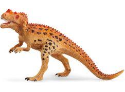 Schleich 15019 Prehistorické zvířátko Ceratosaurus s pohyblivou čelistí