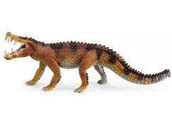 Schleich 15025 Prehistorické zvířátko Kaprosuchus s pohyblivou čelistí