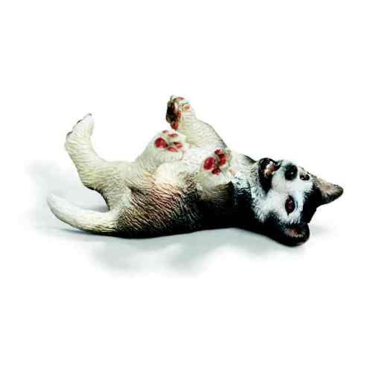 Schleich 16374 Pes Husky štěně ležící