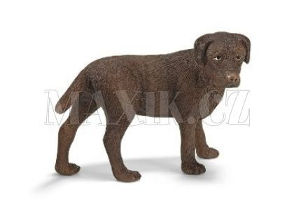 Schleich 16387 Pes Labrador fena