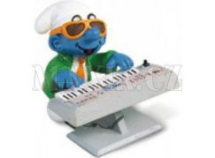 Schleich 40250 Šmoula s klávesami
