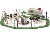 Schleich 41428 Krávy na pastvině