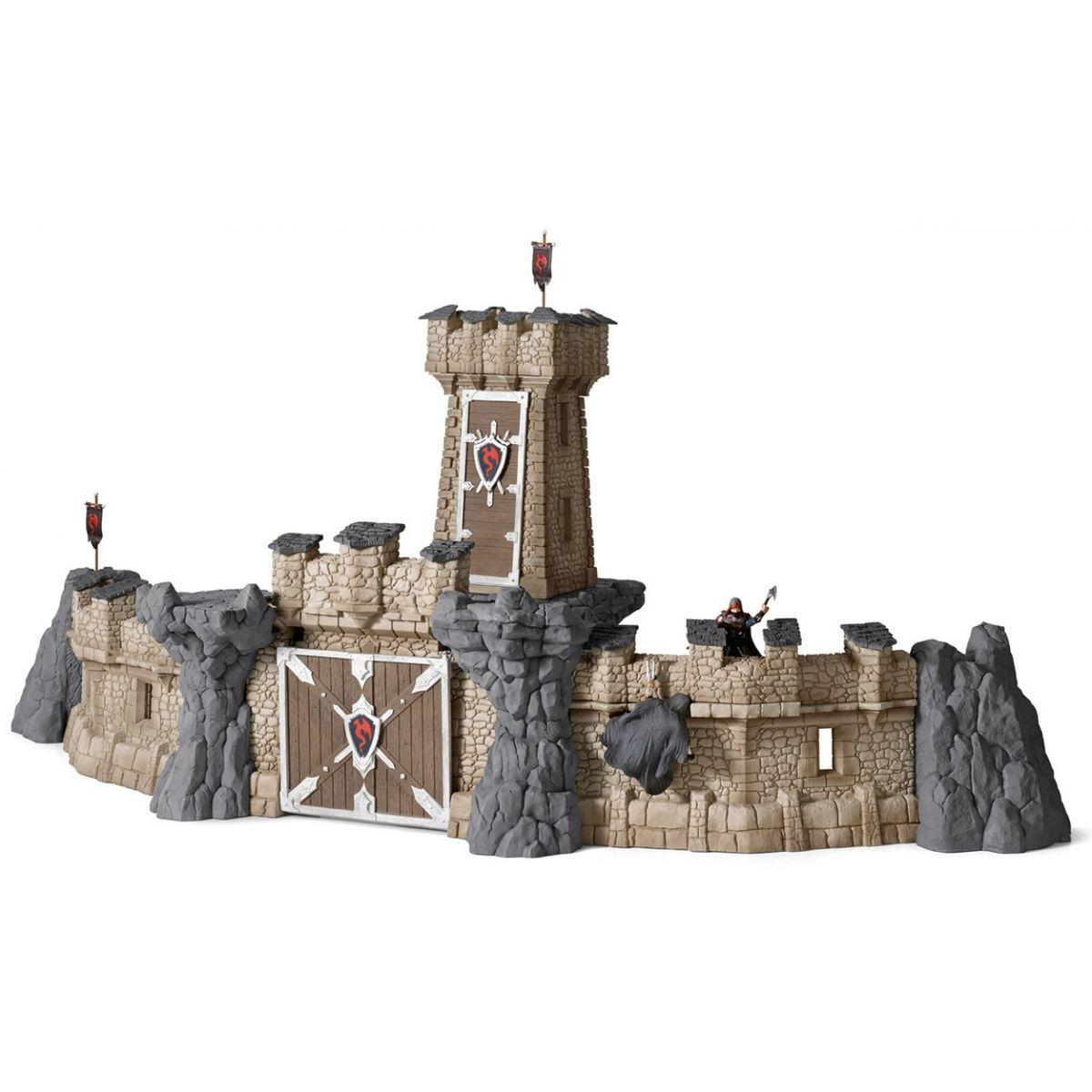 Schleich 42102 Velký rytířský hrad s příslušenstvím