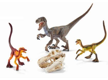 Schleich 42259 Prehistoričtí predátoři a lebka T-Rexe