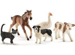 Schleich 42386 Farmářská zvířata set 5ks