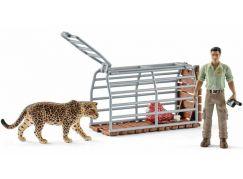 Schleich 42427 Set past na velká zvířata