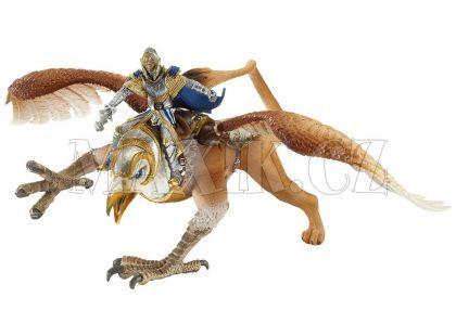 Schleich 70107 Rytíř na dravci s pohyblivými křídly
