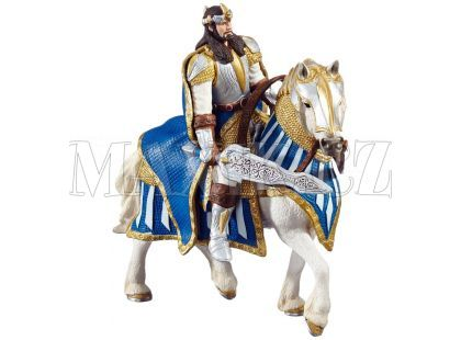 Schleich 70119 Rytíř král na koni