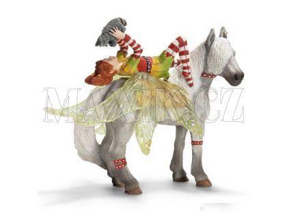 Schleich 70427 Elf Marvin na koni