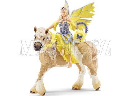 Schleich 70503 Víla Sera ve slavnostním oděvu na koni