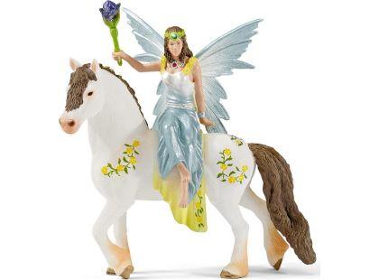 Schleich 70516 Víla Eyela na koni