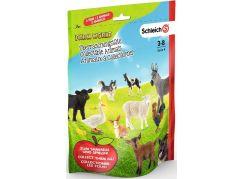 Schleich 87859 Sáček s překvapením farmářská zvířátka L série 4