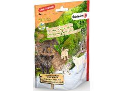Schleich 87860 Sáček s překvapením africká zvířátka XS série 2