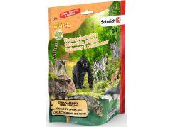 Schleich 87862 Sáček s překvapením africká zvířátka L série 4