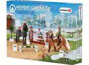 Schleich 97051 Adventní kalendář 2015 Koně