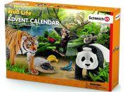 Schleich 97433 Adventní kalendář - Africká zvířata