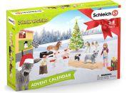 Schleich 97873 Adventní kalendář 2019 - Domácí zvířata