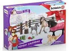 Schleich 97875 Adventní kalendář 2019 - Koně