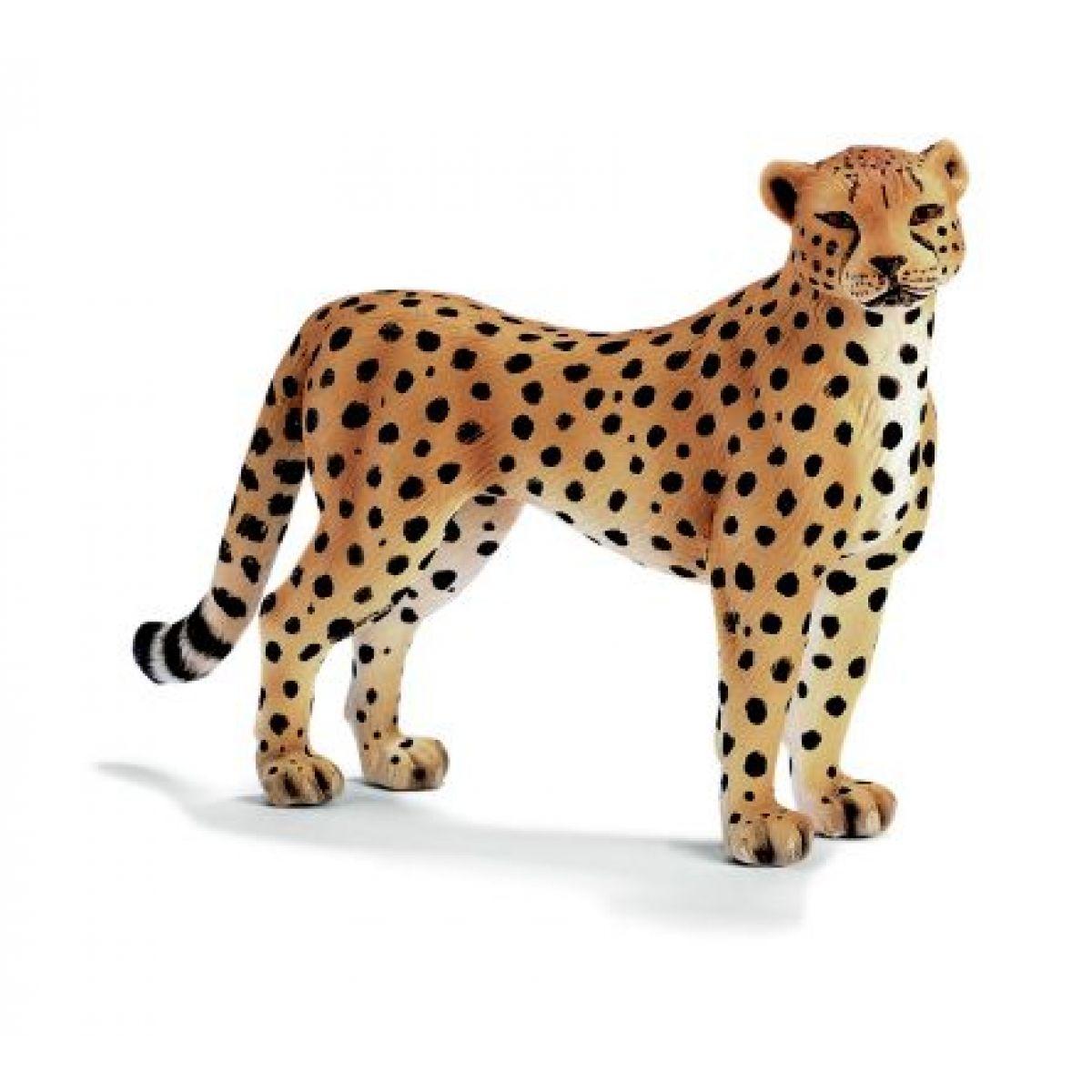 Schleich Gepardice