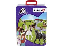Schleich Sběratelský kufřík - koně