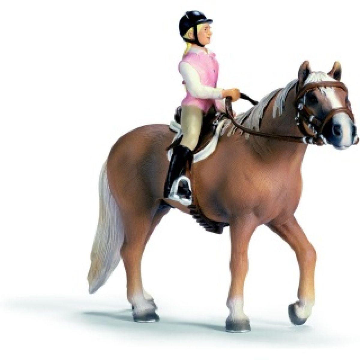 Schleich Souprava pro jezdkyni na koni
