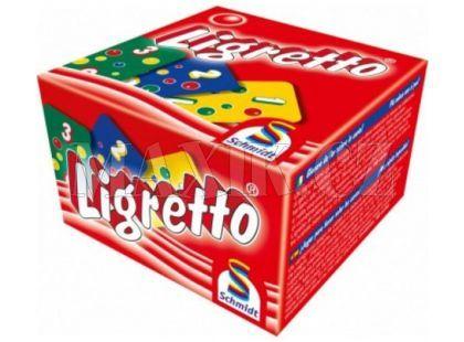 Schmidt Ligretto červené