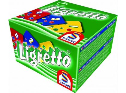 Schmidt Ligretto zelené