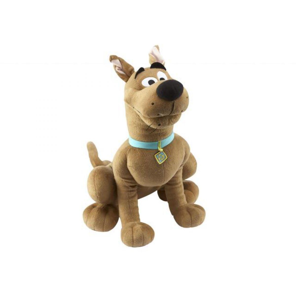 Scooby Doo plyš 45cm sedící Scooby