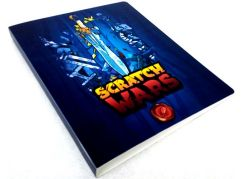 Scratch Wars Album na hrdiny A5