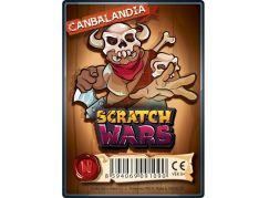 Scratch Wars Karta hrdiny Canbalandia