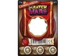 Scratch Wars Karta zbraně Canbalandia