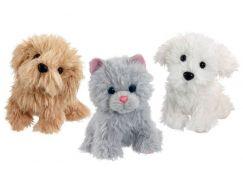 Scruffies Zatoulené štěňátko nebo koťátko (3 druhy)