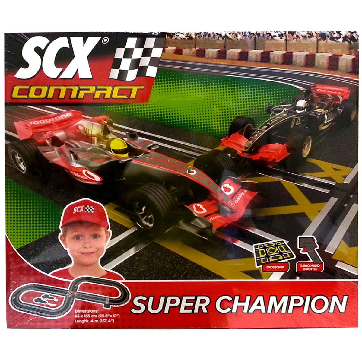 Scx C10124X500 Autodráha Super Champion