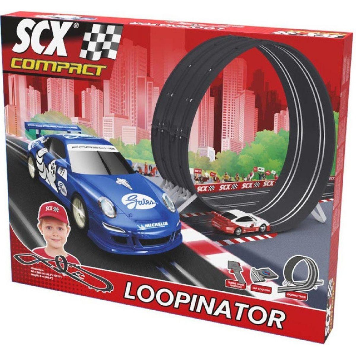 Scx C10126x500 Autodráha Loopinator