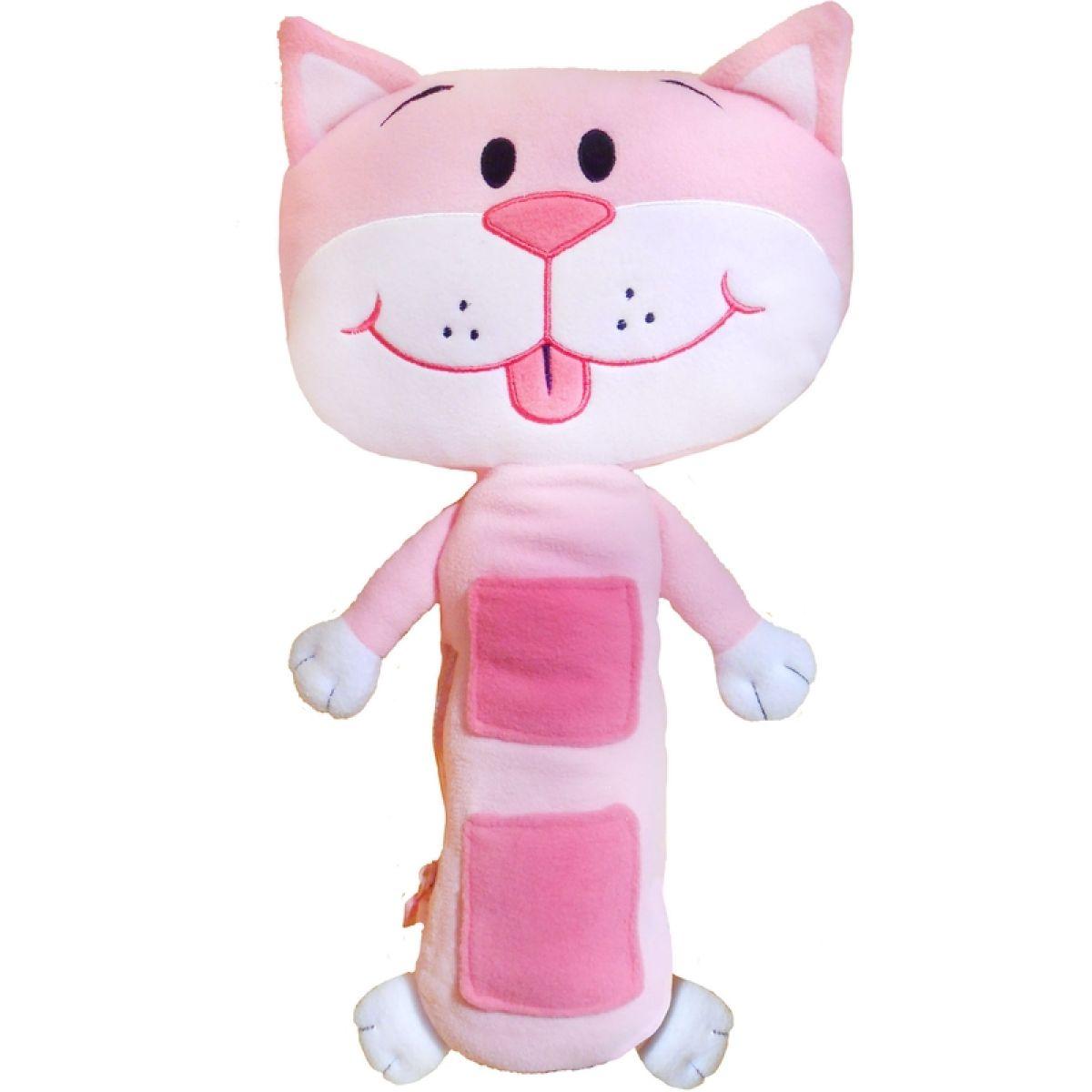 Seat Pets - Zvířátko na pás růžová kočička