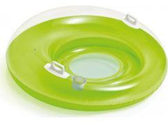Sedátko kruh Intex 58883 - Zelená