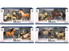 Series Model Svět zvířat farmářská sada